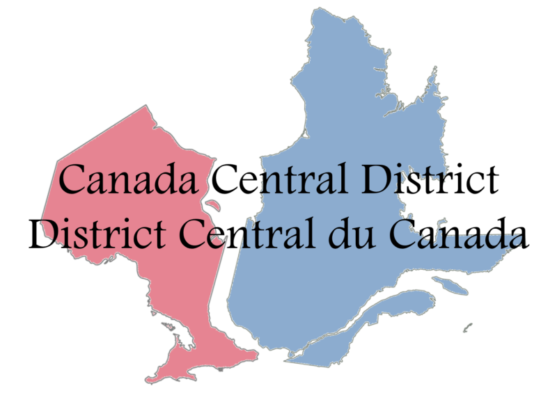 Ontario and Quebec maps