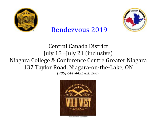 Rendezvous Announcement