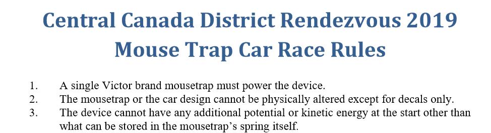 Mousetrap rules